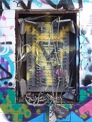 sgs28 (daily observer) Tags: abandonedtrainstation graffiti urbanruins philadelphia abandoned abandonedphiladelphia philadelphiagraffiti