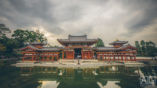 Byodoin Temple, Main Structure