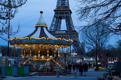 Eiffelkarussell (EISBÆR) Tags: paris tour eiffel eiffelturm