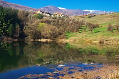 Грамаждано и планината Осогово (sevdelinkata) Tags: lake landscape mountain spring bulgaria