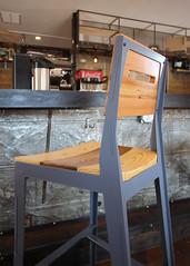 1701 PC Chair (South of Urban) Tags: southofurban south urban atlanta atl modern furniture design moderndesign modernfurniture cnc cncrouter lasercut metalwork dining chair diningchair seating
