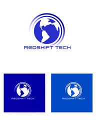 RED SHIFT TECH01 (redshitvisuals) Tags: adobeillustrator photoshop logo logodesign animation