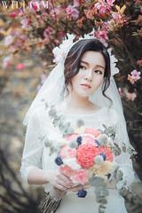 DSC04013 (WillyYang) Tags: weddingbride wedding weddingphotography sonyalpha 85mm 85mmf14gm 85mmgm portrait bokehlicious bokeh beauty a7s2 a7sii sonya7s2