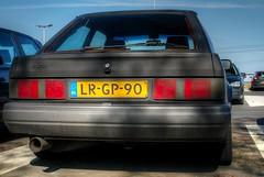 Ford Escort 1.6 RS Turbo (Skylark92) Tags: nederland netherlands holland amsterdam noordholland oost east zeeburgereiland pr zuiderzeeweg citroen cx 25 2500 gti turbo 2 phase2 1986 ford escort 16 rs 1987 modified