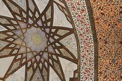 Bagh-e Fin Garden (Wild Chroma) Tags: fin garden fingarden ceiling kashan iran baghe