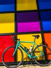Drenthe - Friesland - Groningen ride April 8 2017, 176km (Klaas / KJGuch.com) Tags: cycling ciclismo wielrennen roadbike roadbikes bike bicycle bianchi bianchisemprepro netherland nederland outandabout spring aprilrides cyclinginapril cyclingphotos cyclingphotography justdoit