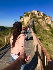Bagnoreggio,la città che muore 🌺❤️ (julietteful) Tags: lazio viterbo italy iphone7 photography sky nature go beautifulplace beautiful love together seeview panorama tufo lacittàchemuore bagnoreggio civitadibagnoreggio
