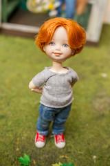 Barclay (kinmegami) Tags: doll diorama dollhouse dolldiorama hybrid azonebody azone liccachan licca kelly shelly tommy obitsu easter pureneemobody