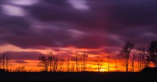 25 Second Sunset