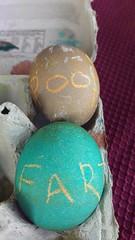 Happy Easter (therealdavidjones) Tags: poop fart easteregg easter egg