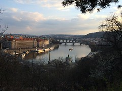 Vltava; Prague, Czech Republic (iamalexisw) Tags: vltava moldau prague czech republic river city europe