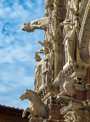 Siena Cathedral (RR_KRK) Tags: siena cathedral facade italy