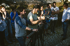 2017-04-09_19.05_rodagem-costureirinha_-_© Vanessa Gomes - CCP (Caminhos do Cinema Português) Tags: universidadedecoimbra vanessagomes caminhos cinema cinemalogia coimbra curso jorgepelicano português quemsomos telmomartins universidadeaberta