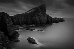 Neist Point (Billy Currie) Tags: skye neist point hebrides lighthouse ocean west coast scotland lochalsh cliff seabird warning beacon tide inner