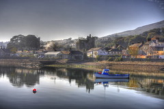 Carlingford, Louth, Ireland (markbuckley1) Tags: carlingford louth ireland hdr calm morning boat landscape fishingboat