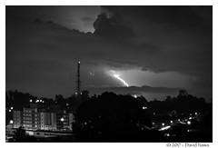 night storm (aqualouco) Tags: storm canon70d tokina1017mm canon flash tempestade longaexposicao landscape nightphoto grandeangular raio natureza natgeo