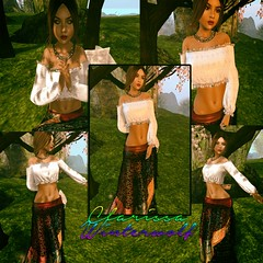 Gypsy (miss.winterwolf) Tags: shoeniquedesigns belleza moon hair elysium skin slphotography slfashion duetsl vistabento insufferabledastard slblogging