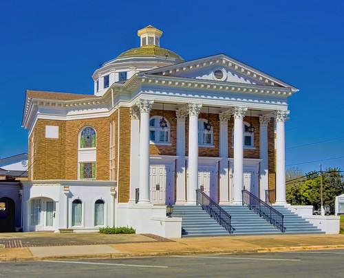 First Baptist Marianna,  2897 Green Street, Marianna, Florida, USA / Built 1920