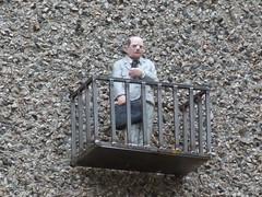 Nuart Aberdeen Wee Man (11) (Royan@Flickr) Tags: nuart aberdeen small man wee mannie international festival artists isaac cordal