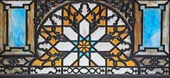 Palacio de Valle, Punta Gorda Cienfuegos Cuba (Lark Ascending) Tags: palaciovalle puntagorda cienfuegos cuba moorish mudejar stainedglass feature spanish colonial mansion window