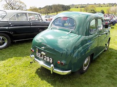 1955 AUSTIN 998cc A30 EEJ293 (Midlands Vehicle Photographer.) Tags: 1955 austin 998cc a30 eej293