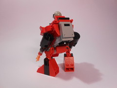 Hephaestus (TheHunBear) Tags: toy toys lego moc mech mecha space scifi