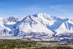 Denali Highway through Alaska (zacknicol) Tags: alaska mountains landscape