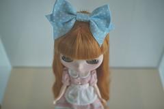 blue (yukihira_fl) Tags: doll jenny super kawaii blythe   dollfie liccachan