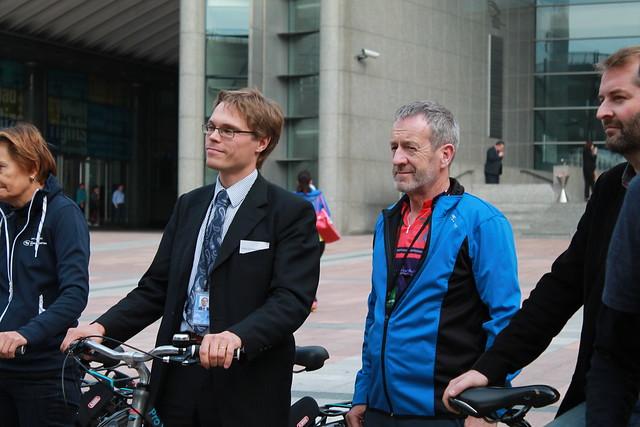 MEP Cycle Tour