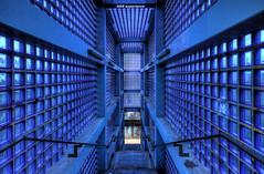blue (Michis Bilder) Tags: blue hdr