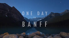 New Time-lapse Piece 'One Day in Banff' is Up For Viewing (John Hill Photography) Tags: canada canon nationalpark timelapse time alberta banff lakelouise lapse cascadepond onedayinbanff