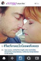 Louisiana Film Prize (October 9-12, www.LaFIlmPrize) Top 20 contender #TheFutureisCrowdfunded releases its trailer! Will this film win the Big Prize? Watch the films, cast your vote, decide the $50,000 winner. TRAILER IS HERE: http://bit.ly/1vck7Js