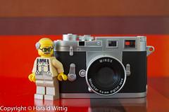 Minox Leica M3 (harry_s_faster) Tags: lego makroaufnahme minox macrolens minoxleicam3 nikond800 micronikkor2855mmais leicam3miniatur