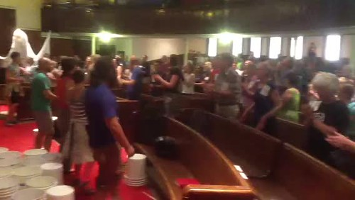 Video of Pre-Gathering at St. James