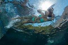 Cara Mia Mermaid 3 (kozyndan) Tags: california pool tattoo swim ink model underwater tattoos bikini skinnydipping inked palosverdes caramia inkedmodel