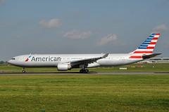 N270AY A330-323X   American Airlines (n707pm) Tags: ireland airplane airport aircraft american airline airbus americanairlines dub a330 usair newlivery eidw n270ay cn315 22092014