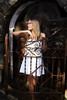 IMG_3s816 (TJ Boarman) Tags: portrait woman fashion lady naturallight canondslr outdoorportrait strobist canon24105 canon580 sigma85f14