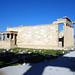 The Erechtheion (view from south with Parthenon shadow))