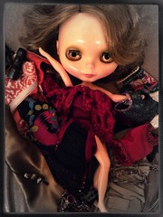 """Blythe nfnAtelier Couture! {BaD 9/25/14} """"Underneath it All"""""""