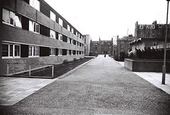 Unknown (Dundee City Archives) Tags: street old architecture modern buildings design photos dundee walk hill victorian flats housing 1960s development derby tenements butterburn olddundeephotos