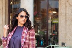 Piera Ciafr 1.7 (m0n0n0ke_hime) Tags: portrait italy woman fashion donna glamour nikon moda style ritratto fashionmodel ascolipiceno modella womanportrait fashionshooting