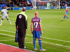Andy Johnson returns to Palace (Paul-M-Wright) Tags: park uk england london cup andy wednesday newcastle football crystal united johnson palace september v round third match 24 league 2014 selhurst