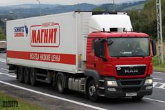 Man Tgs MAGNIT (RUS) (magicv8m) Tags: transport trans lkw tir