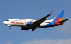 G-GDFM (GH@BHD) Tags: aircraft aviation boeing ls airliner 737 aldergrove jet2 bfs belfastinternationalairport jet2holidays ggdfm