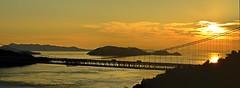 13.14Seto Bridge (anglo10) Tags: bridge sunset mountain seashore