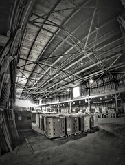 IMG_4965.JPG (Jamie Smed) Tags: wood light ohio summer blackandwhite bw sun black brick window metal america canon buildings lens geotagged photography eos rebel prime blackwhite focus midwest afternoon angle rags cincinnati sunday wide dramatic wideangle ceiling september fisheye warehouse cardboard software fixed summertime boxes manual dslr pallets geotag vignette shelves manualfocus hdr app skids queencity 2014 500d fixedfocus handyphoto rokinon teamcanon t1i iphoneedit snapseed jamiesmed