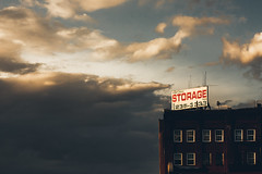 (el zopilote) Tags: street signs architecture clouds oregon canon portland eos cityscape 500 xsi canonef50mmf18ii 450d canonites
