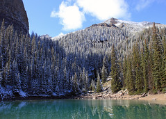 Afternoon at Mirror Lake (JB by the Sea) Tags: canada rockies mirrorlake alberta banff rockymountains lakelouise banffnationalpark canadianrockies september2014