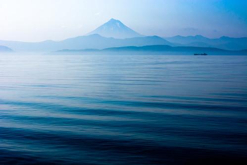 Avachinsky Bay (Kamchatka) ©  kuhnmi