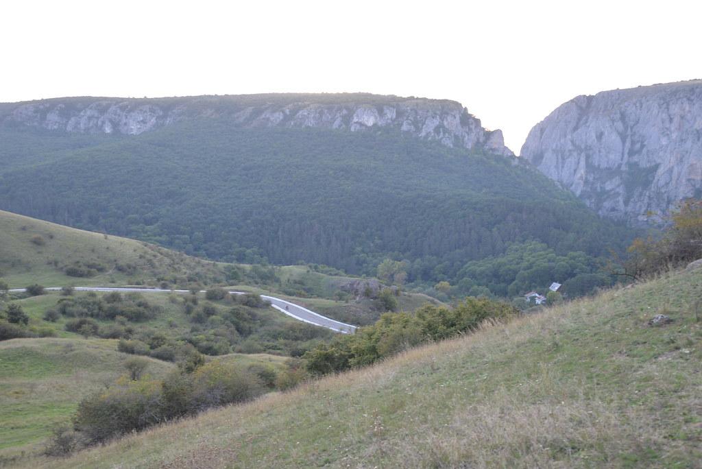 Descending into the Gorge